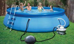 Az ideális medence hőmérséklet. Hány fokos legyen?