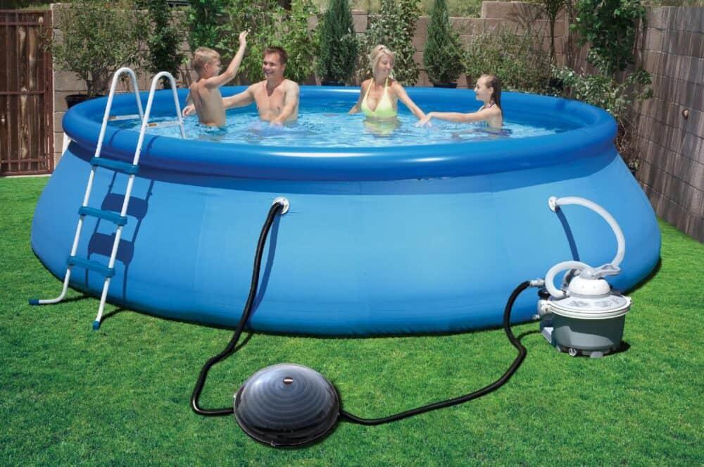 ideális medence hőmérséklet