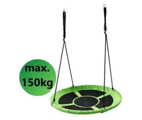 Ecotoys Play acélvázas Fészekhinta 100cm