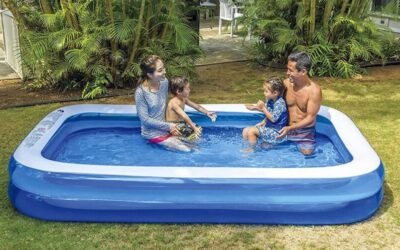 Legjobb felfújható medence gyerekeknek és felnőtteknek