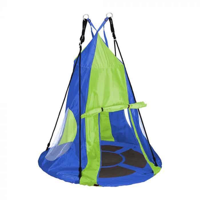 Fészekhinta sátorral - több színben és méretben