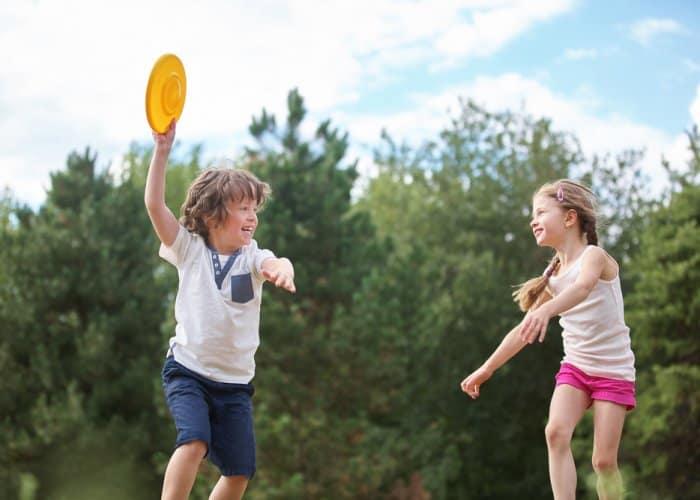 kerti játékok ötletek gyerekeknek