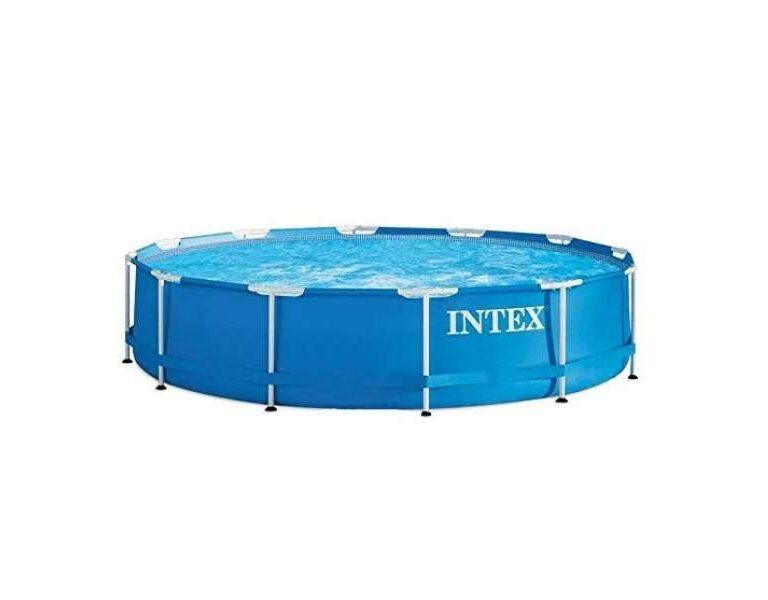 Intex fémvázas Medence 366x76cm