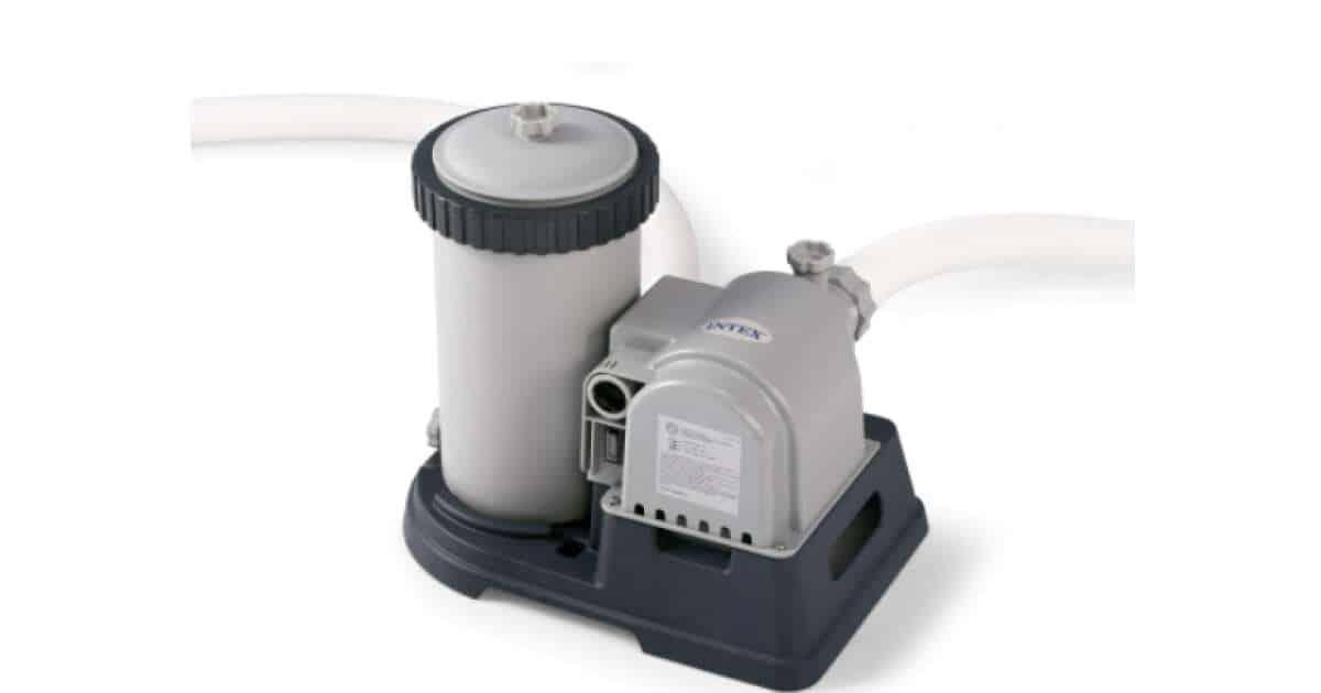 ntex papírszűrős vízforgató Szivattyú - 2500GPH