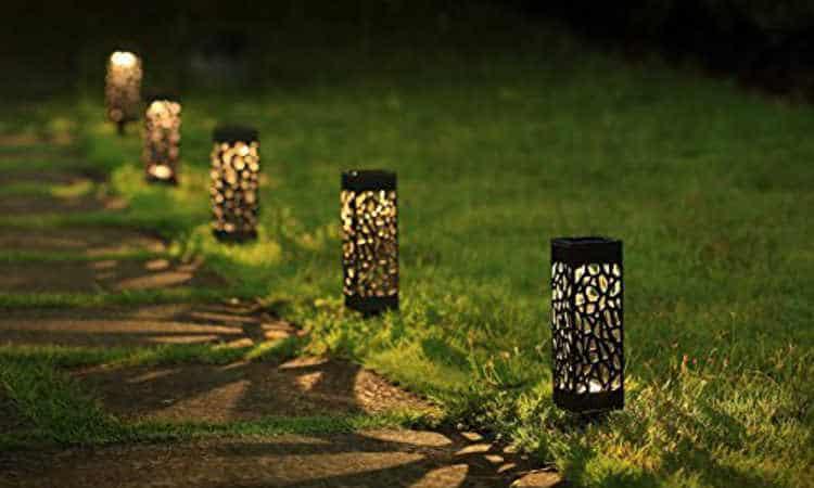 kültéri szolár lámpa